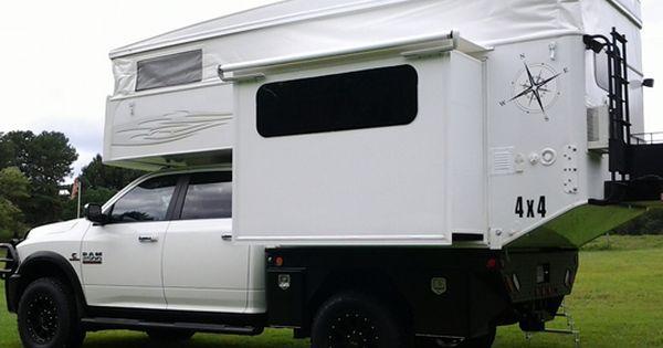 Fantastic New GIC CAMPERS BLACK SERIES PHOENIX Camper Trailers For Sale