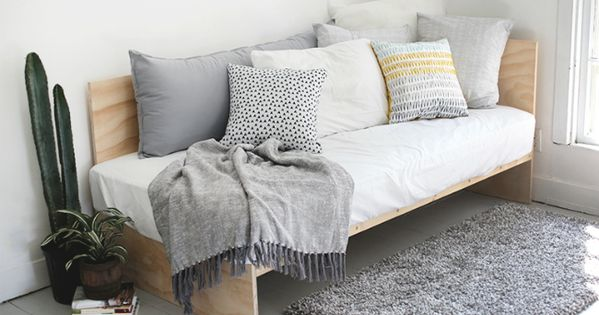 Diy Daybed 5 Ways To Make Your Own Diy Daybed Daybed
