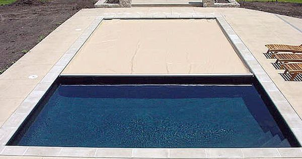Safety Pool Cover Home Retreat Pinterest House