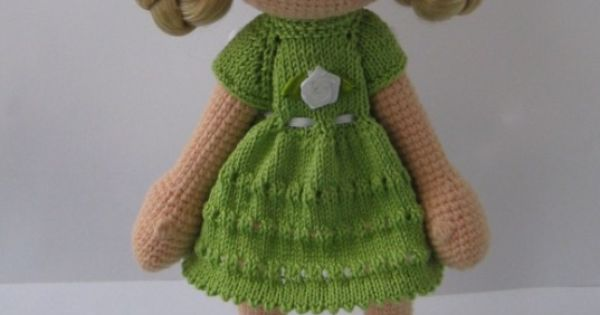 Crochet An Amigurumi Corner : I dont see myself ever crocheting a doll, but this is ...