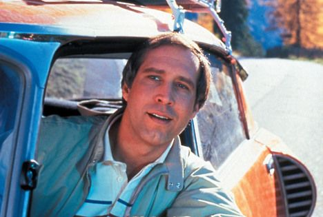 Chevy Chase In National Lampoons Vacation Favorite Physical Comedian All Time Favorite Movie