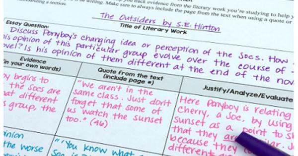 Argumentative essay reading comprehension
