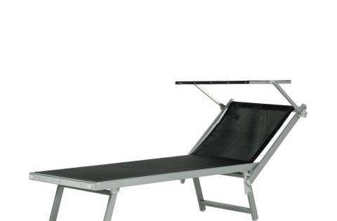 Capri Liege Im Ikarus Design Sonnendach Pool Terrasse Sonnenliege