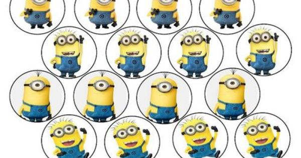 minion template for cake - minion template printable cake decorating despicable me