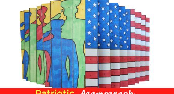 memorial day art ideas