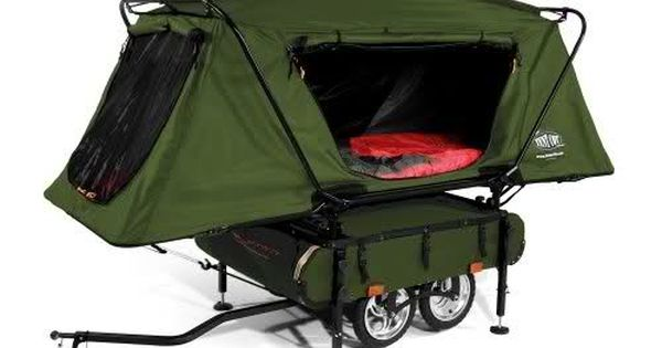 Bug Out Bike Tent Trailer Bug Out Vehicles Pinterest