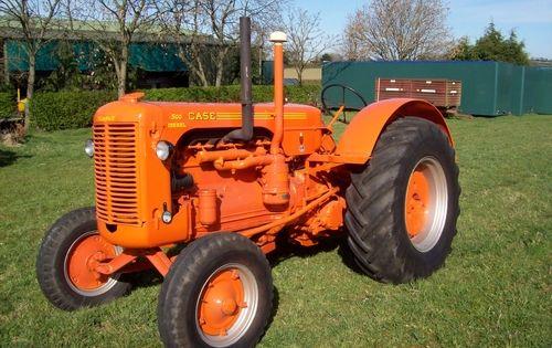 Old Case Tractors For Sale Lot 518 Case 500 Diesel