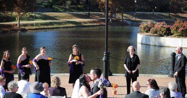 Cleveland Park Spartanburg Sc Brenda M Owen Wedding