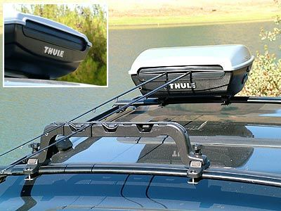 Vehicle Rod Carrier Review Thule Castaway Rod Carrier Review Suv Car Fishing Rod Rack Roof Rack Fishing Rod