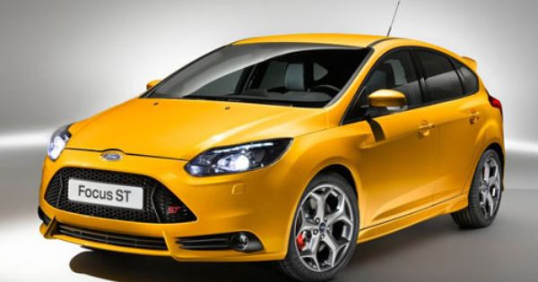Meet The Ford Focus St Estate Station Wagon Version Of The New