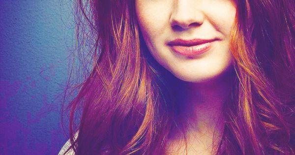 Amelia Pond (Karen Gillan) = my favourite companion!