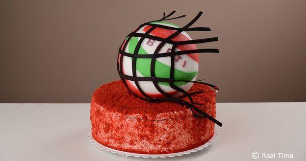 Pallone Pallavolo Torte Di Renato Pinterest