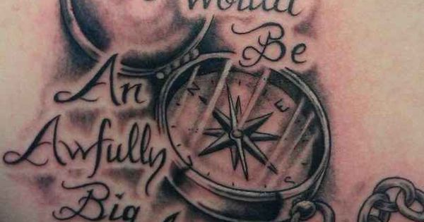 45 Amazing Peter Pan Tattoos