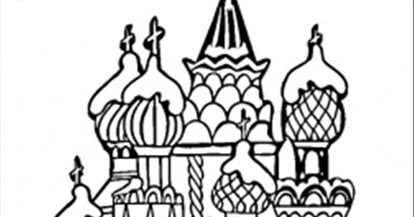 free coloring pages and russia - photo#6