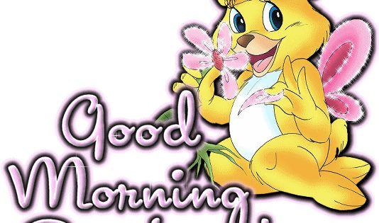 Good Morning Sunshine Animated : Good morning animated clip art sunshine