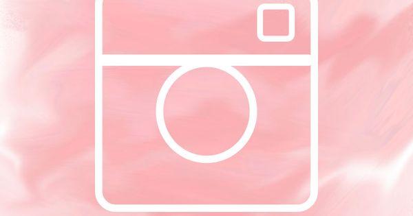 Google Image Result For Http Www Newdesignfile Com Postpic 2010 09 Pink Instagram Icon 293216 Jpg In 2020 Pink Instagram Instagram Icons Facetime