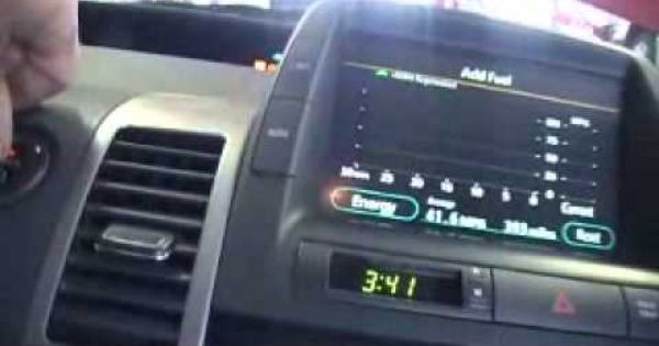 How To Reset The Maintenance Light On A 2008 Toyota Prius