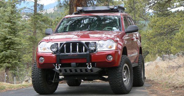Jeep grand cherokee wk push bar dream garage pinterest for Garage jeep villeneuve d ascq