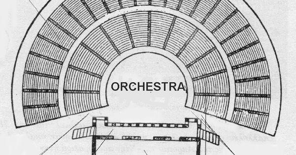 Imagen relacionada teatrinos pinterest arquitectura for Arquitectura tecnica a distancia