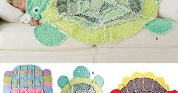 Rag Quilt Patterns Free Childrens Rag Quilt Patterns