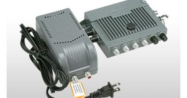 Directv Pi 21 21v 1 51 Power Inserter For Swimline Dish Directv Satellite Dish Antenna Tv Accessories