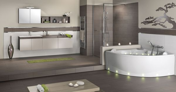Meubles salle de bains corail on sefaitplaisir for Salle de bain moderne 7m2