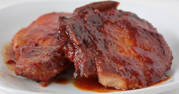 BBQ Porkchops