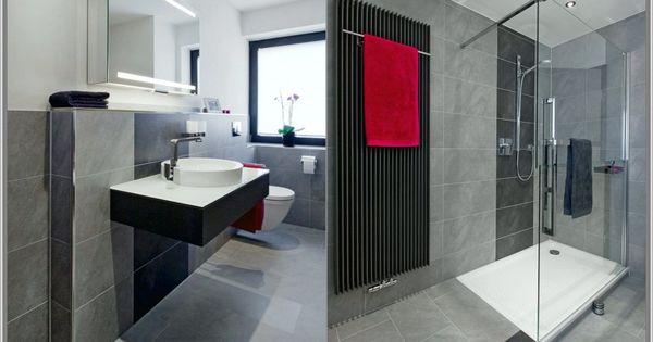 Anthrazit Bad Mit Mosaik Interior Design 2015 Badezimmer Fliesen ... Moderne Badezimmer Fliesen