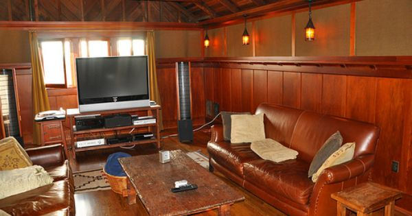 Attic Media Room With Images House Interior Craftsman Remodel Home Remodeling
