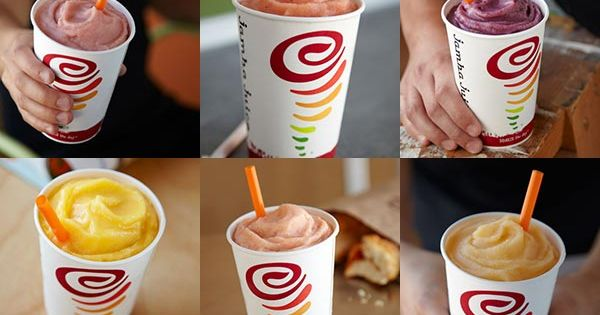 All of the Jamba Juice recipes! Cant wait to try them!