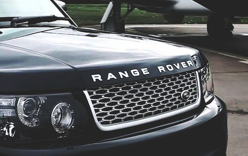 To get to all the places i want to go i'll need my private jet for sure! Not to forget one of my dream cars the range rover.