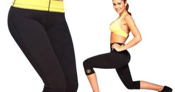 Bermoyda Adynatismatos Hot Shapers Capri Leggings Workout Thermal Pants Pants