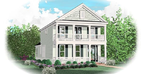 Southern House Plan 006H 0012 Houses Pinterest House Plans