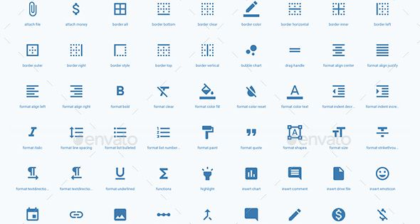 933 Icons Material Design – Icons for business, marketing, social media, UI and UX, finance and banking, navigation, mobile app, communication, action icons, management, SEO