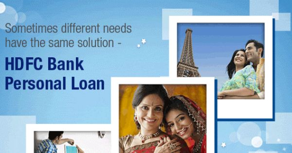 Different Ways To Get A Hdfc Bank Personal Loan Personal Loans Easy Loans Finance Loans