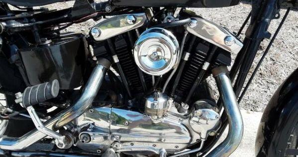 Harley Davidson Sportster Bobber Custom Cafe Racer Motorcycles