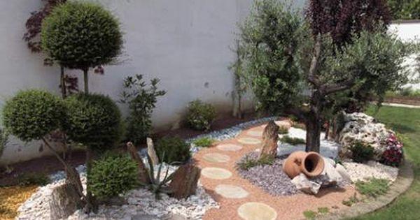 Aiuole con sassi cerca con google garden ideas for Sassi per aiuole