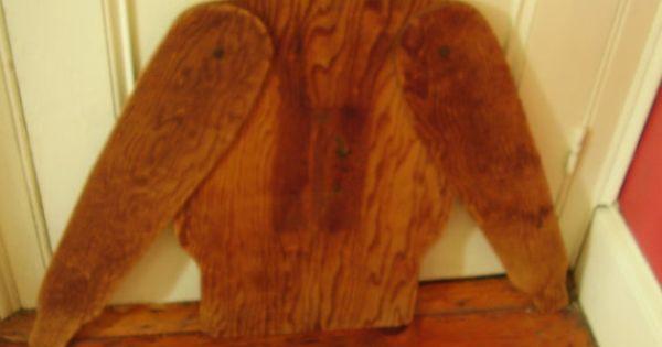 Vintage Sweater Stretcher Wood Vintage Sweaters