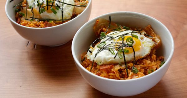 Kimchi Fried Rice - Super Yummy Recipes The agregator for recipes around