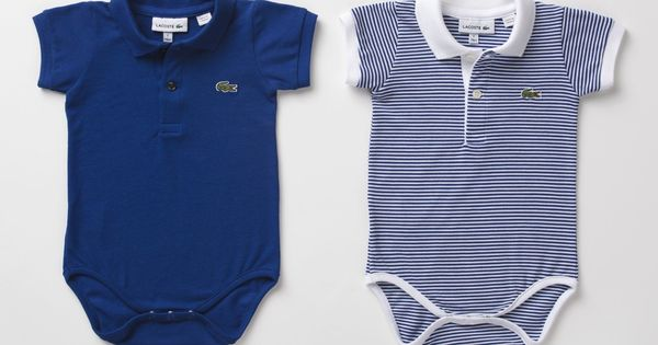 Polo Baby Gift Sets : Lacoste boy s pique polo onesie gift set baby