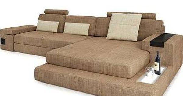 Bullhoff By Giovanni Capellini Sofa Wohnlandschaft Stoffsofa Eck Couch L Form Ecksofa Design Beleuchtung Latium Iii Couch Design Couch Furniture