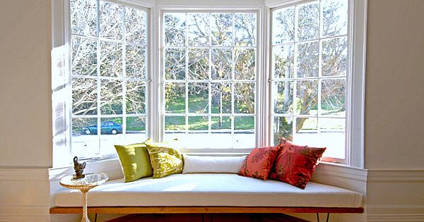 Bay Window Sitting Area How To Build A Bay Window Seating