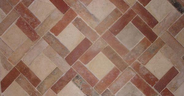 Cs Terracotta Sienese 6x6 Jpg Pinwheel Tile Pattern