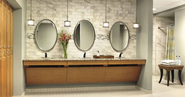 Women S Locker Room Hospitality Interior Design