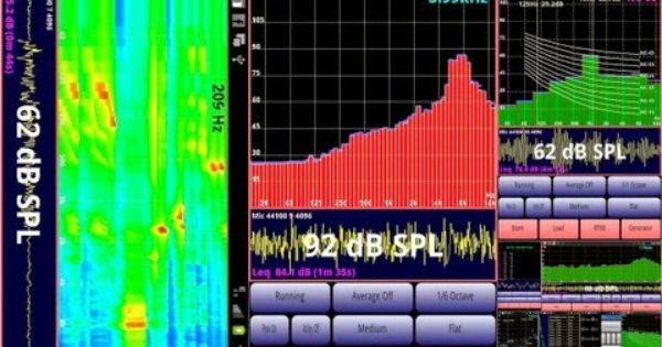 Audiotool Audio Engineers Android App That Can Analyze And Make Diffrent Frequency Sound Android Apps Audio Engineer App