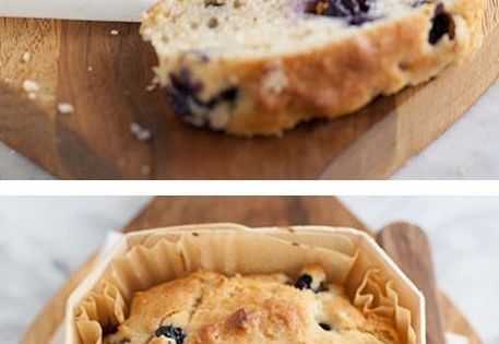 This quick bread has oatmeal mixed right in for extra health points in ...