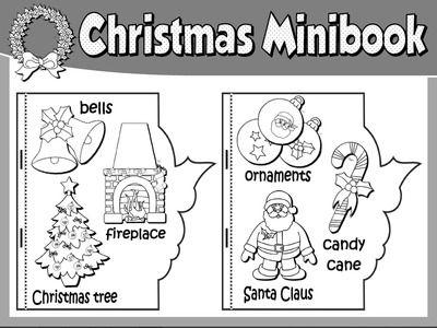 Christmas Time Fun Classroom Christmas Decorations Christmas Bookmarks Christmas Words