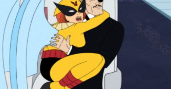 Birdgirl harvey birdman fucked