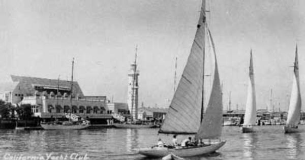 Cyc Founded Originally In 1922 By Yachtsmen Including Charles Hathaway And Frank Garbutt The California Yacht Club S First Ca History Wilmington Club House