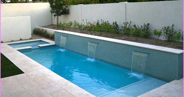 Revestimiento piscinas modernos buscar con google for Piletas modernas